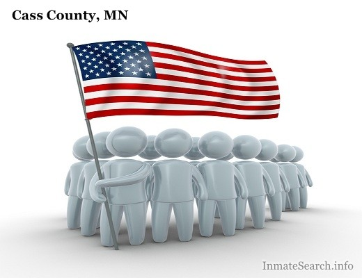 Cass County Jail inmate search in MN