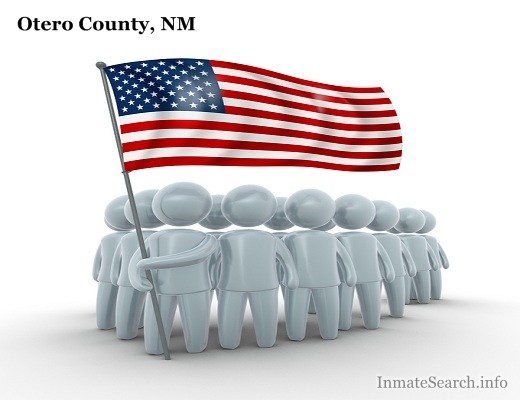 Otero County Jail inmate search in NM