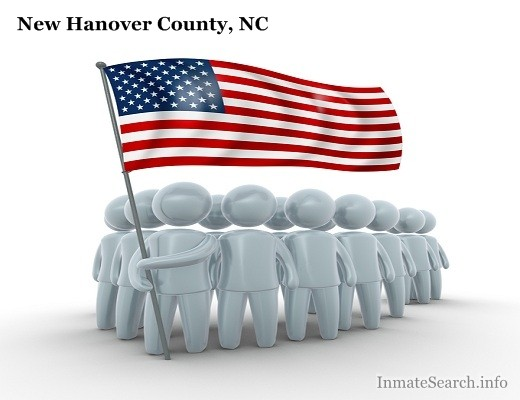 New Hanover County Jail inmate search in NC