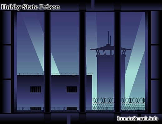 Hobby State Prison in TX
